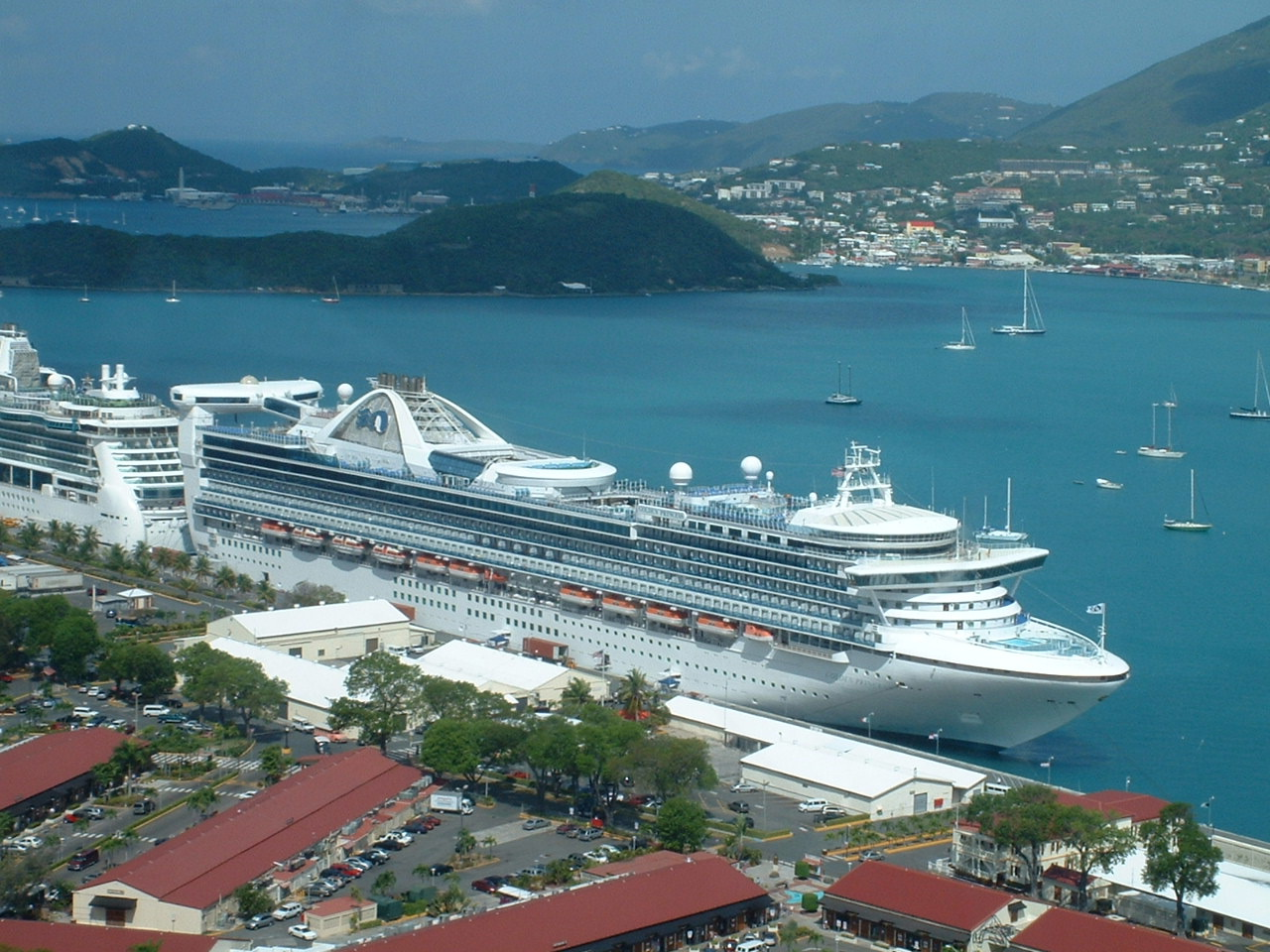 st. croix cruise ships