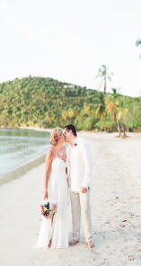 island weddings